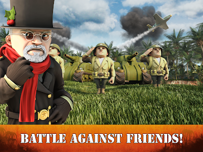 Battle Islands Screenshot