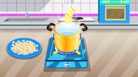 Vaření rýže Hry pro dívky - náhled