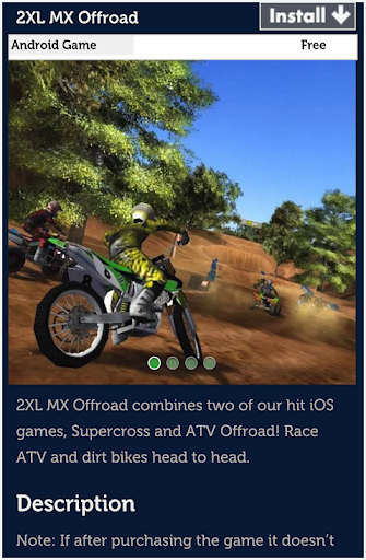 Extreme Off Road Game