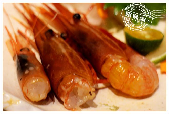 次郎本格日本料理牡丹蝦