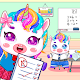 Mini Town: Unicorn School