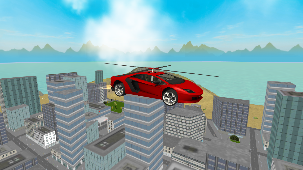flying helicopter car 3d free android apps on google play flying helicopter car 3d free screenshot