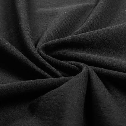 Bomullstrikå - svart