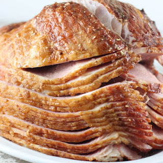 Honey Dijon Ham.