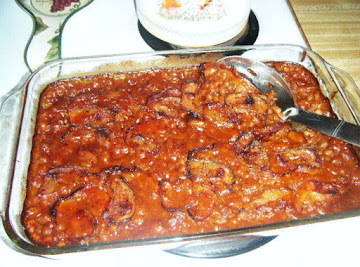 Baked Beans W/bacon Recipe