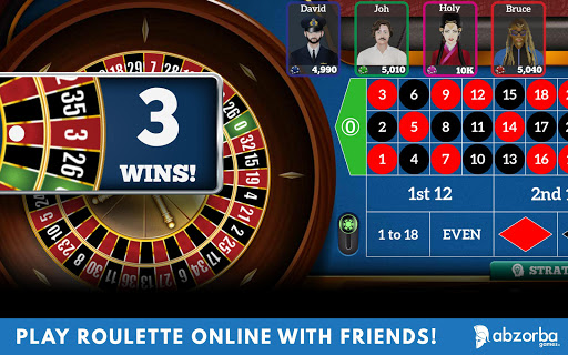 Roulette Live - Real Casino Roulette tables  screenshots 1