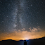 Milky Way by Erik Pettinari - Landscapes Starscapes ( nigthscapes, stelle, via lattea, stars, starscapes, star, night, landscapes, milky way )
