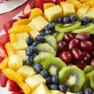 Sunburst Fruit Salad