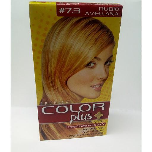 Tinte Color Plus Kit 7.3 Rubio Avellana