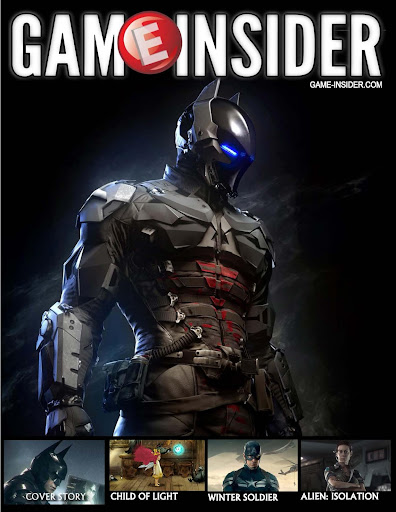 Game Insider Magazine Target