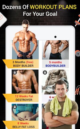 Pro Gym Workout (Gym Workouts & Fitness) 5.4 Screenshots 19
