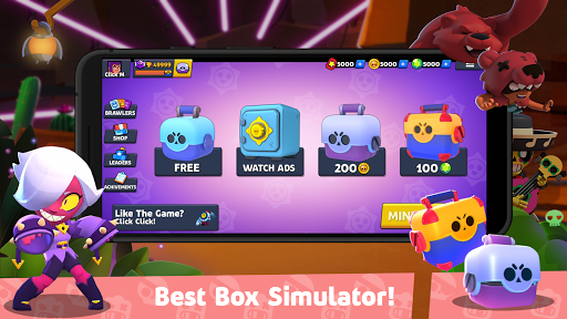 Box Simulator For Brawl Stars 8.0 Screenshots 1