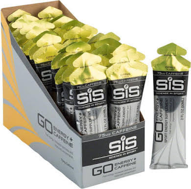 Science In Sport GO Energy and Caffeine Gel, Box of 30 alternate image 0