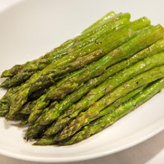 Sautéed Asparagus with Lemon
