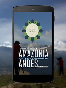 Amazon Andes Photo HD- screenshot thumbnail