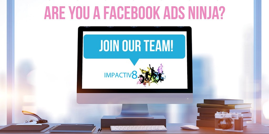 Are you a Facebook Ads Ninja? If so, we want you to join our team!