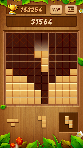 Wood Block Puzzle - Free Classic Block Puzzle Game screenshots 2