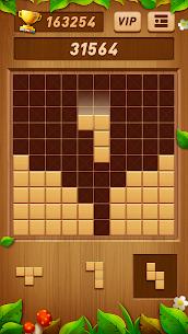 Wood Block Puzzle – Free Classic Block Puzzle Game 2