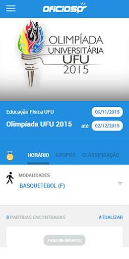 Olimpíada UFU 2015