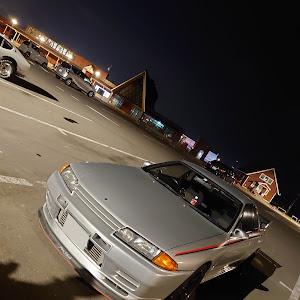 スカイラインGT-R BNR32 グレード・ノーマル 年式・平成4年 ボディー色 スパークシルバーメタリック(KLO)のカスタム事例画像 北海道の伊吹山さんの2020年11月08日02:49の投稿