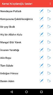 Kemal Kılıçdaroğlu Sesleri - náhled