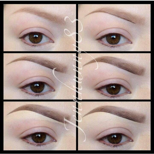 Eyebrow Make Up Tutorial