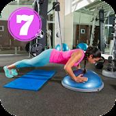 7 min Push-Ups – Strong Core