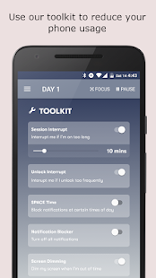 App SPACE: Break phone addiction, stay focused APK for Windows Phone
