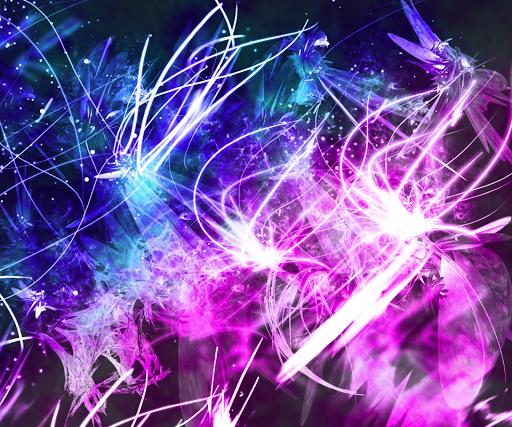 Neon Glow Art Wallpaper 4K Screenshot 3