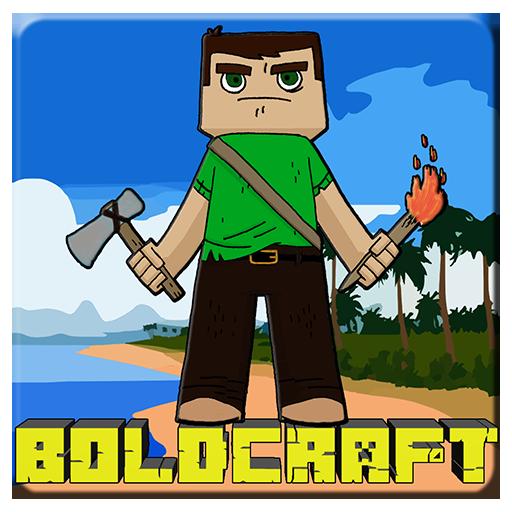 Bold Craft: Survival Island Free