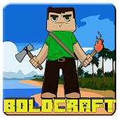 Bold Craft: Survival Island Free