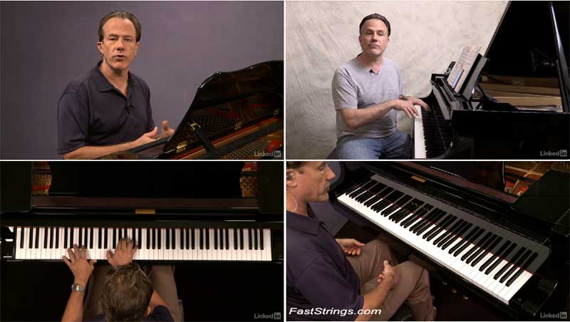 Jazz Piano Lessons: 2 Song Foundations
