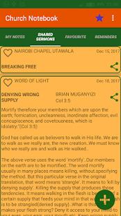 Church Notebook - náhled