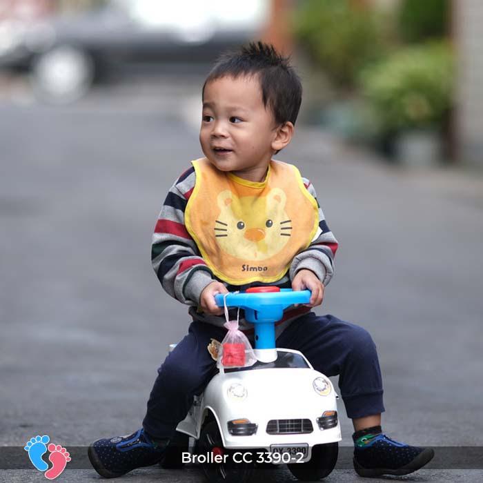 Chòi chân ô tô cho bé Broller CC-3390-2 7