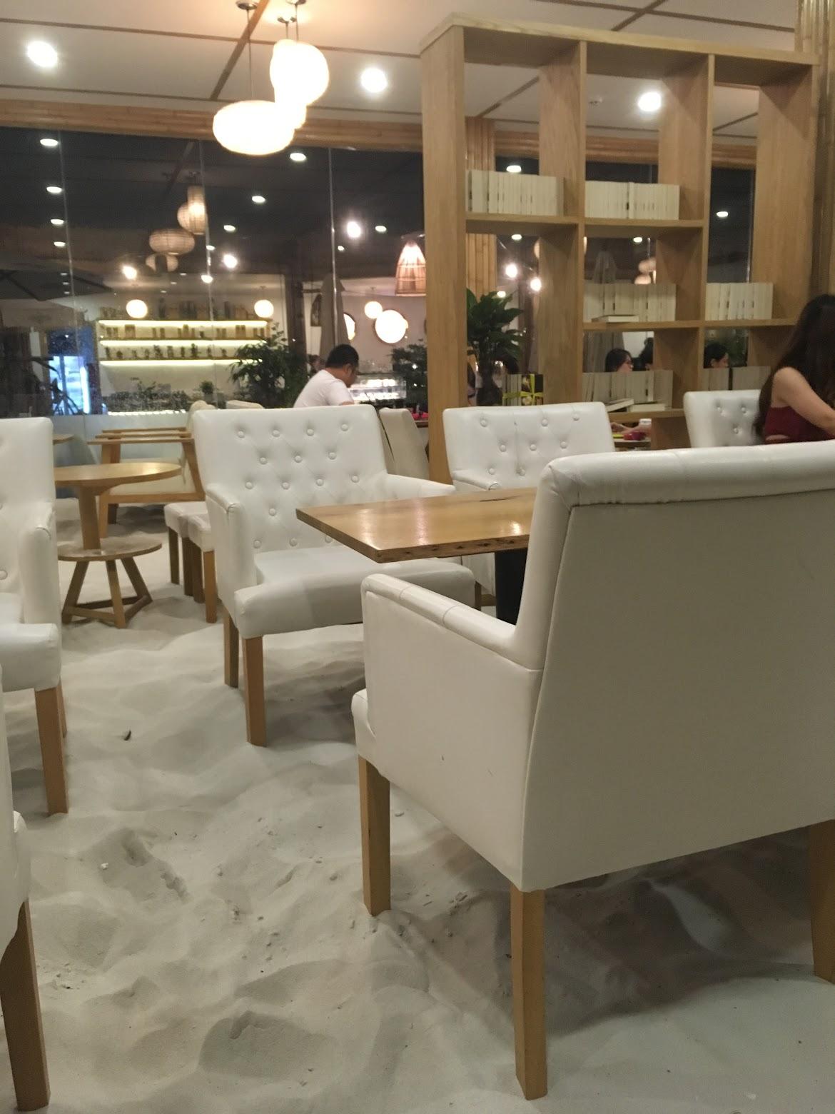 Trung Nguyen Cafe 通称砂漠カフェ