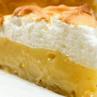 Super Tart Lemon Meringue Pie.