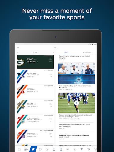 FOX Sports: Live Streaming, Scores & News  screenshots 6