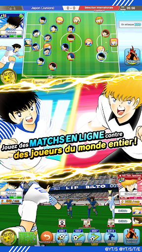 Captain Tsubasa: Dream Team  captures d'écran 2