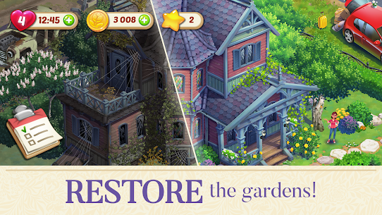 Lily's Garden Mod Apk 1.63.1 (Unlimited Coins + Unlimited Stars) 2