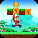 Super Toby Adventure 🍄classic platform jump game icon