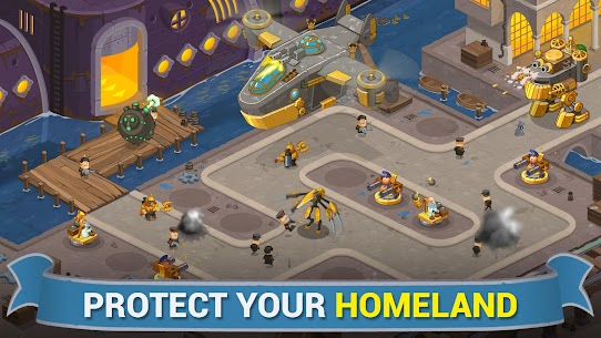 Steampunk Syndicate Apk Download For Android and Iphone 5