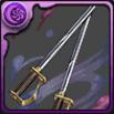 ブラッドレイの軍刀