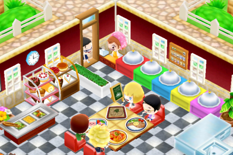 COOKING MAMA Let's Cookuff01  screenshots 3