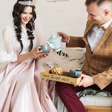 Bryllupsfotograf Ekaterina Terzi (Terzi). Bilde av 03.02.2019