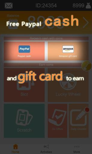 Cash Rewards Free Gift Card