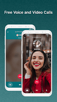 screenshot of BOTIM - Unblocked Video Call and Voice Call
