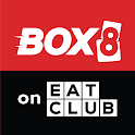 BOX8 - Order Food Online   Food Delivery App icon