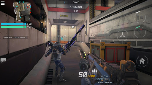 Infinity Ops: Online FPS 1.5.1 screenshots 16