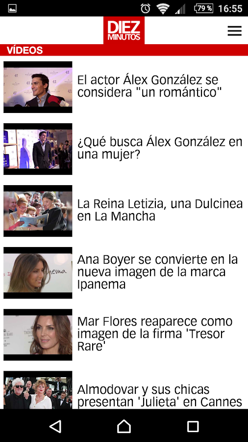 DIEZ MINUTOS Noticias Corazon- screenshot