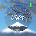 Mountain video wallpapers icon